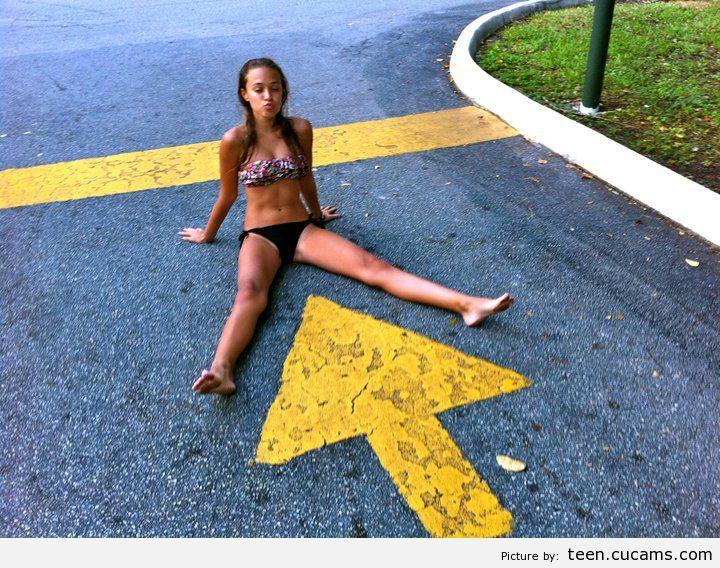 Teen Messy Underwear by teen.cucams.com